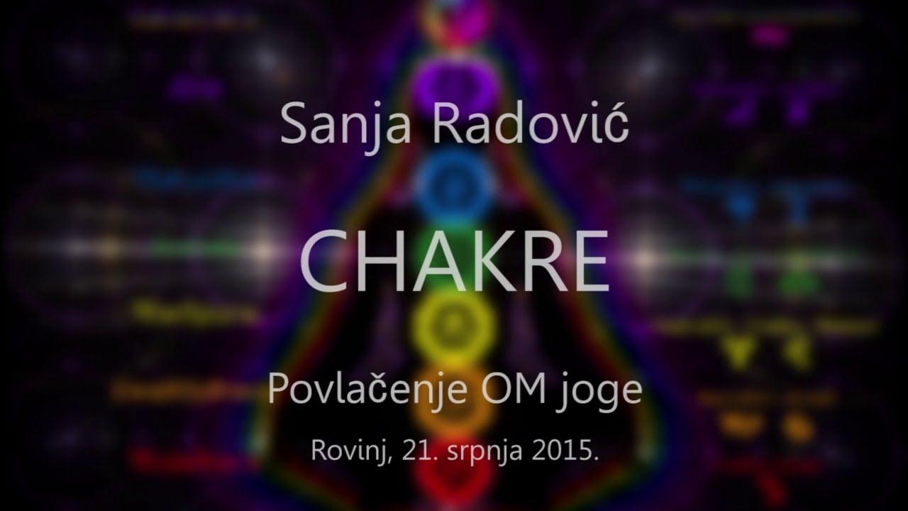 Sanja Radović: Chakre
