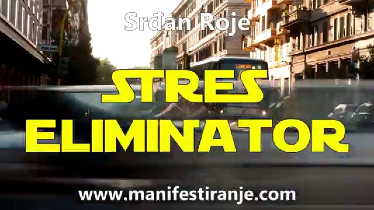 Srđan Roje: Stres eliminator (1/2)