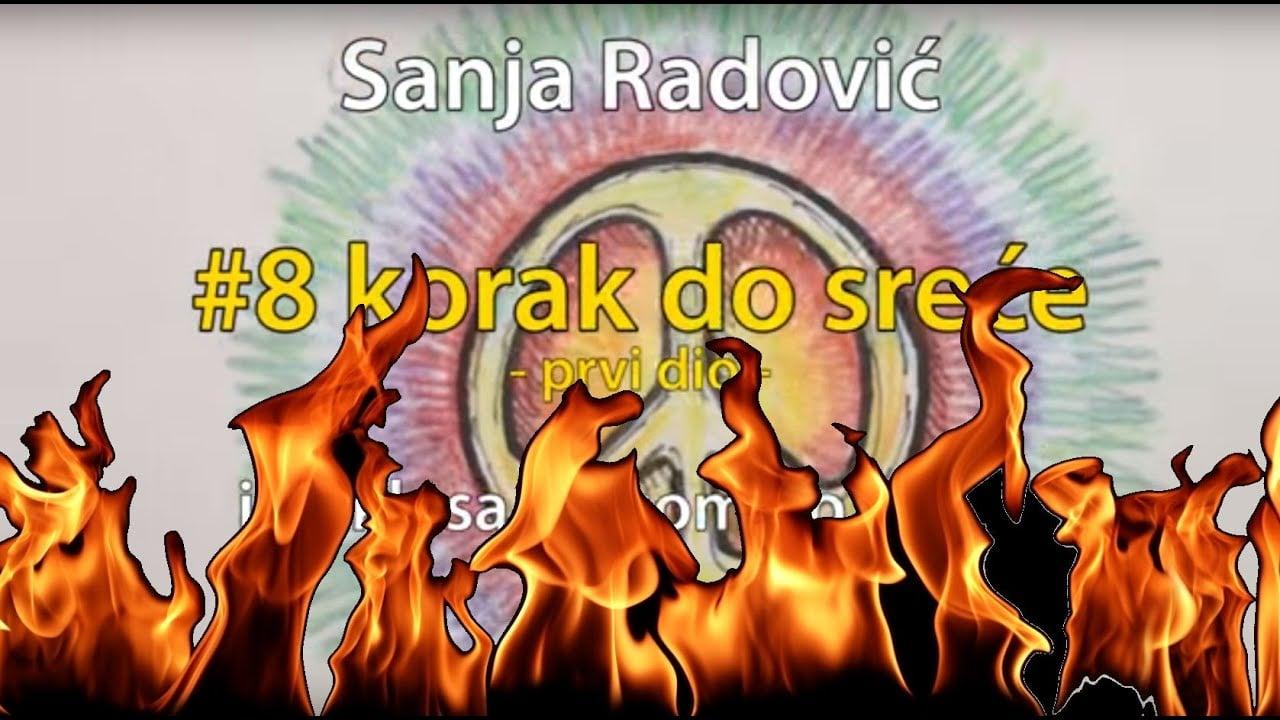 Sanja Radović: #8 korak do sreće (2/2) - Goruća želja (tapas)