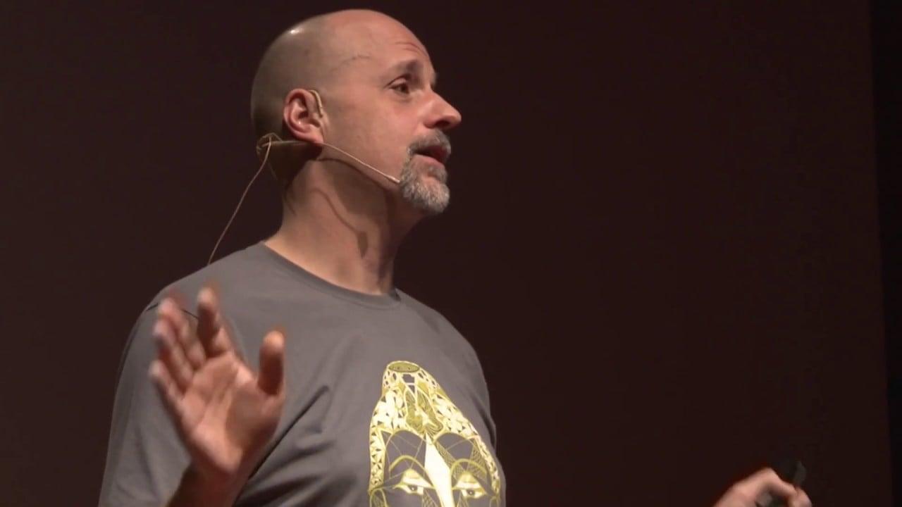 Srđan Roje@TEDxUniversityofZagreb: U potrazi za uspjehom
