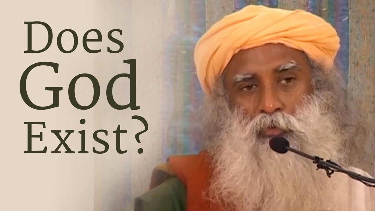 Da li Bog postoji? - Sadhguru