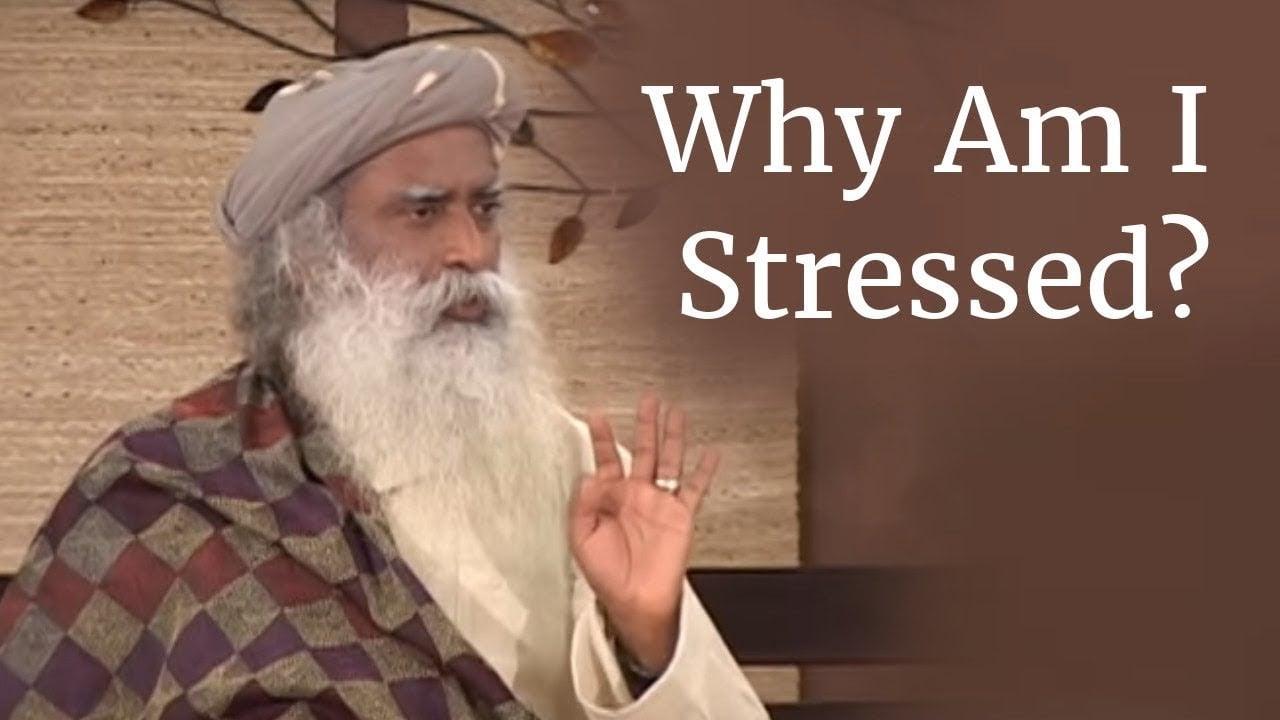 Zbog čega sam pod stresom? - Sadhguru