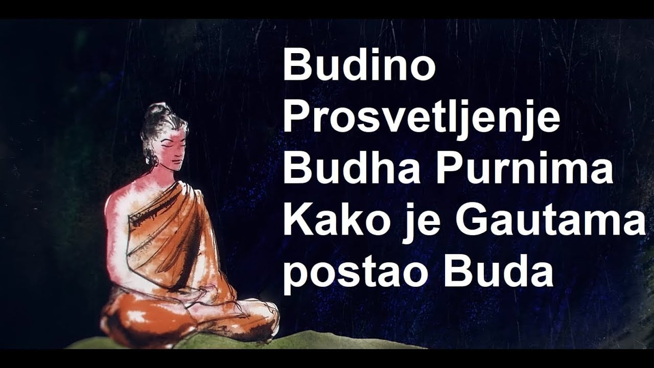 Budino Prosvetljenje | Budha Purnima Kako je Gautama postao Buda Sadhguru