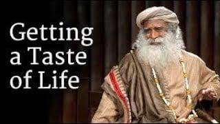 Pravi ukus života - Sadhguru