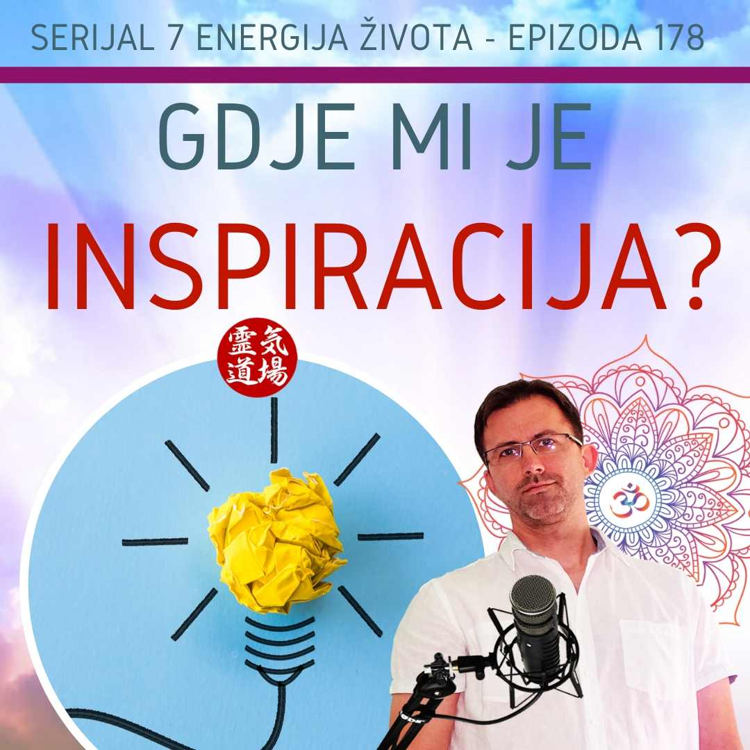 245: Gdje mi je inspiracija