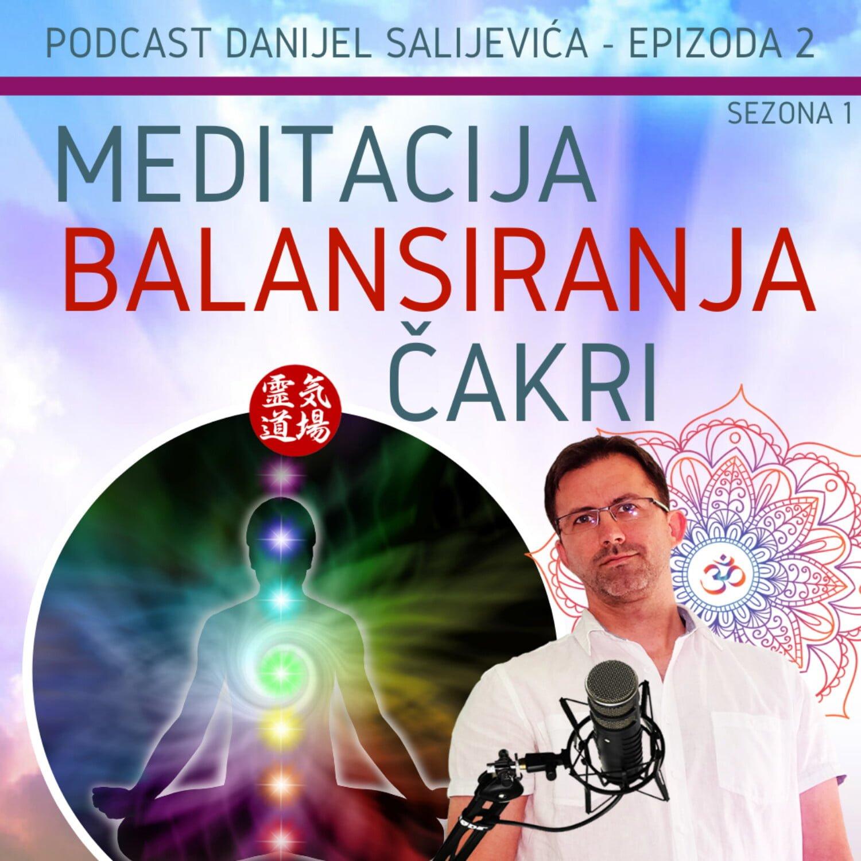 2: Meditacija Balansiranja čakri