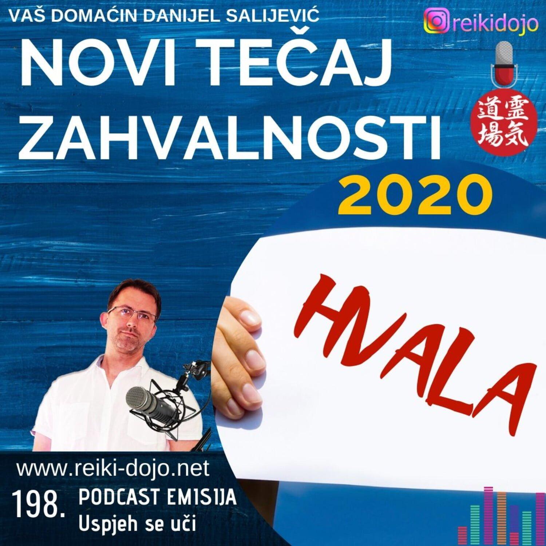 198: Novi tečaj zahvalnosti - 198