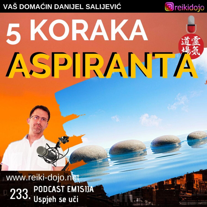 5 koraka aspiranta - Ep233