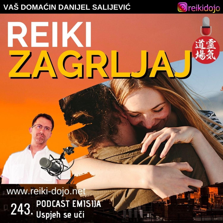Reiki zagrljaj - Ep243