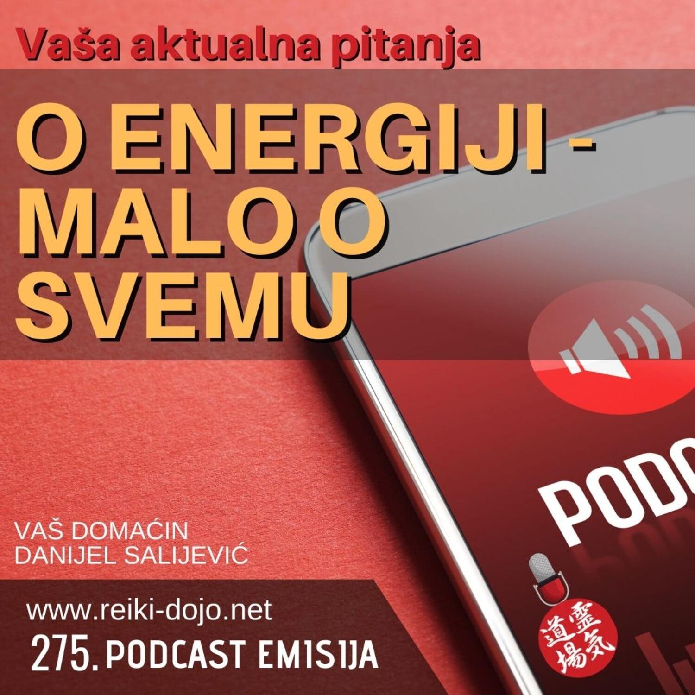 O energiji - malo o svemu  - Vap25-Ep275
