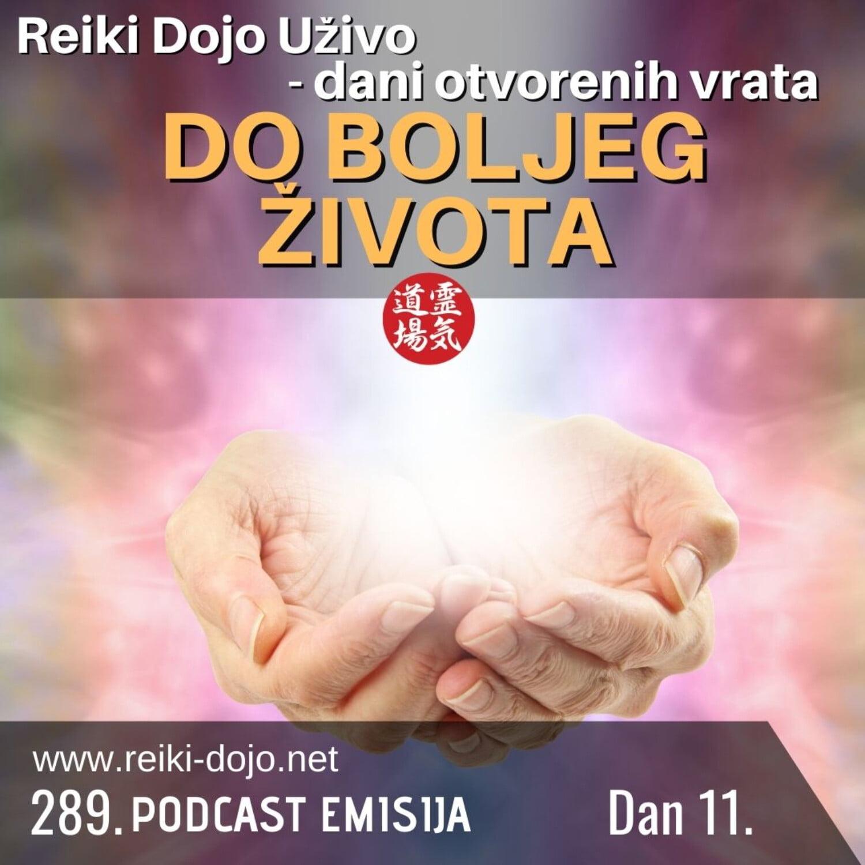 Put prema boljem životu - Dan 11 - DOV2020 - ep289