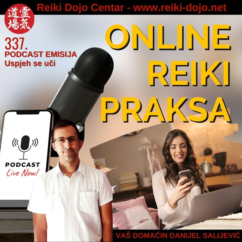 Online reiki praksa - ep337