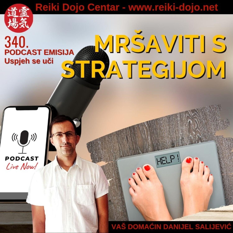 Mršaviti s strategijom - ep340
