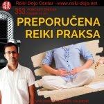 Preporučena reiki praksa - ep 353