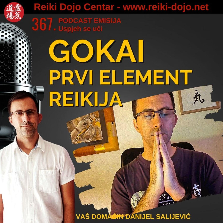 Gokai - prvi element reikija