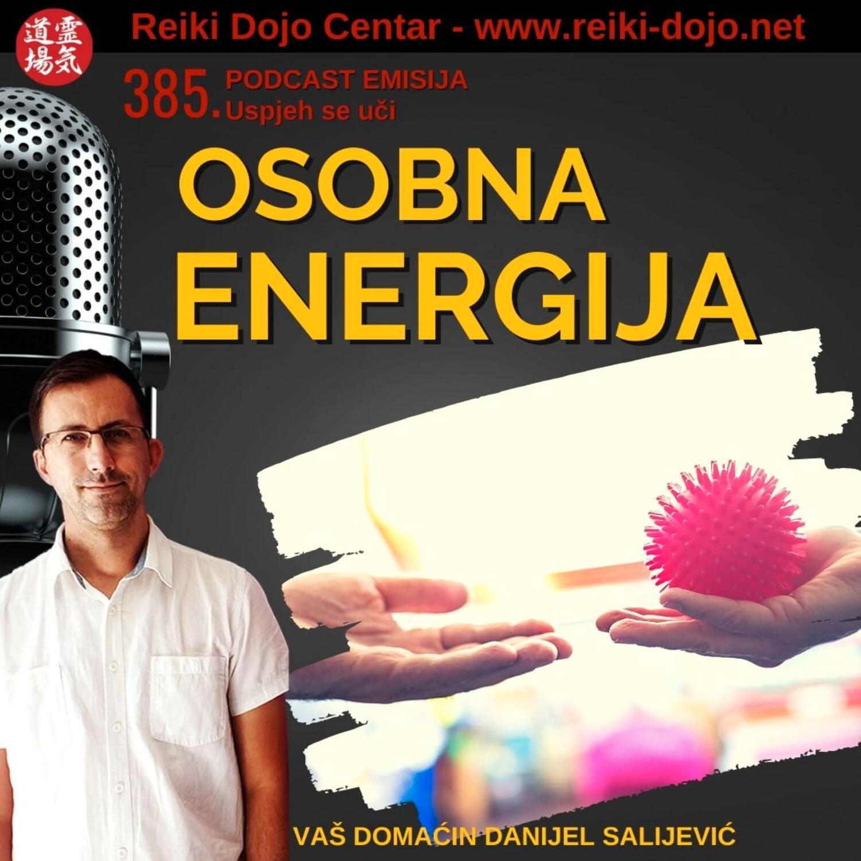 Osobna energija ep385